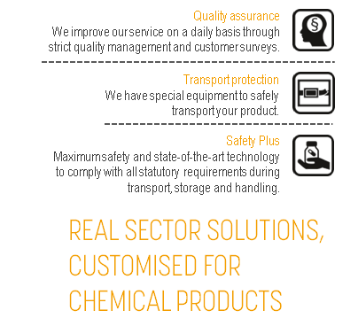 JCL Logistics - Chemical