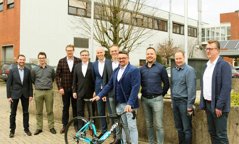 Derby Cycle entscheidet sich für JCL Logistics Benelux