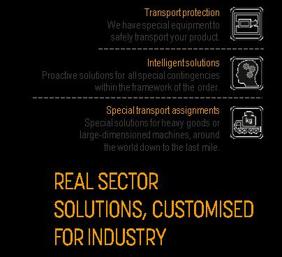 JCL Logistics - Industry