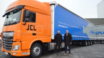 JCL Logistics und ALPLA erweitern Ihre Partnerschaft