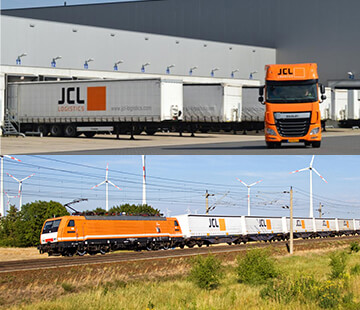JCL Produkte - Road & Rail