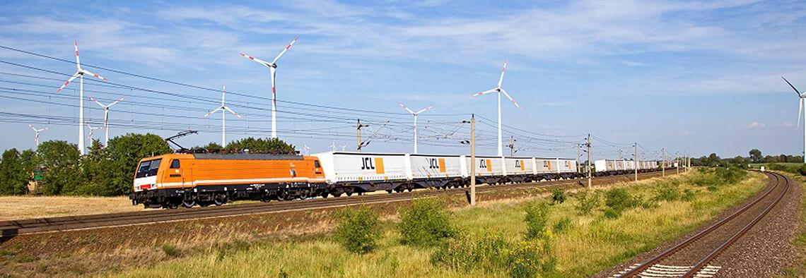 JCL Rail – Alles auf Schiene