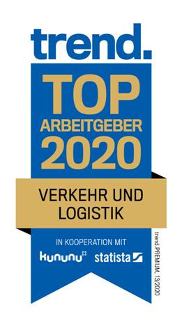 JCL - Top Arbeitgeber 2020