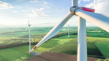 Mega-Transport für Megawatt: JCL befördert 7.200 Tonnen für Windkraftwerk